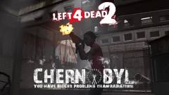 Kilenc év fejlesztés után megjelent egy Csernobil mod a Left 4 Dead 2-höz kép