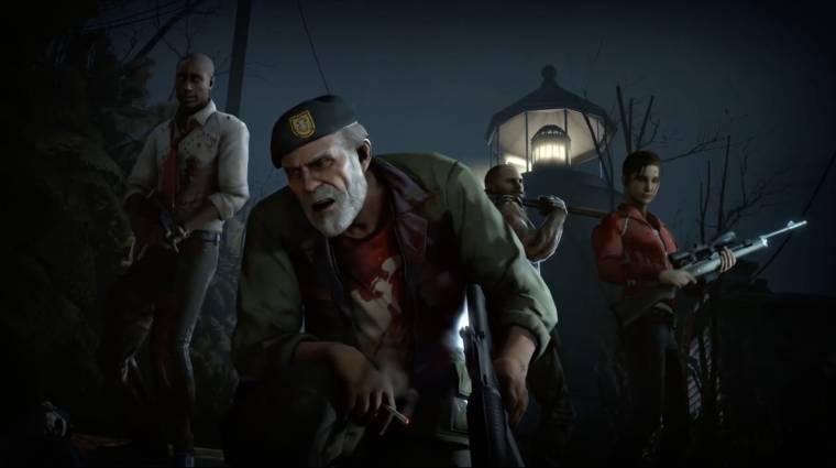 Videón a Left 4 Dead 2 új kiegészítője bevezetőkép