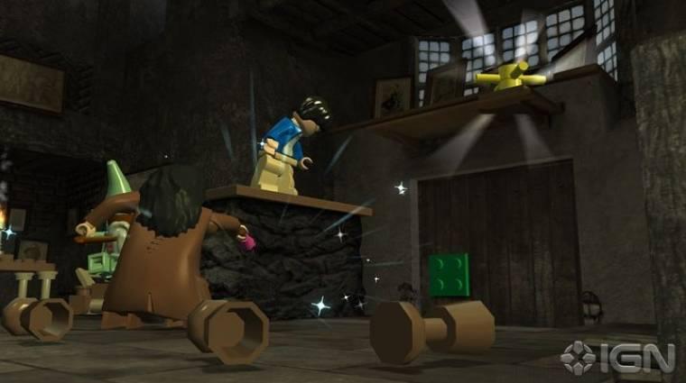 LEGO Harry Potter - Nyárra megérkezik bevezetőkép