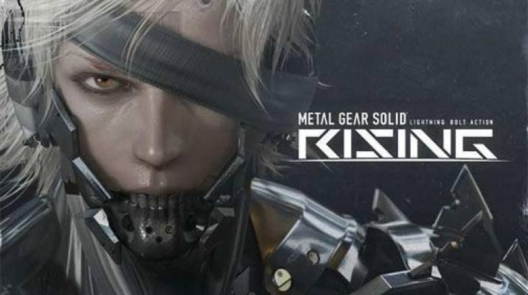 Metal Gear Solid Rising - Csodaszép grafika minden platformon bevezetőkép