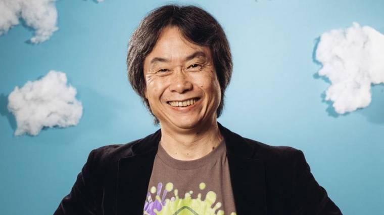 Mijamoto 40 éve a pályán - az ember, aki a csúcsra küldte a Nintendót bevezetőkép