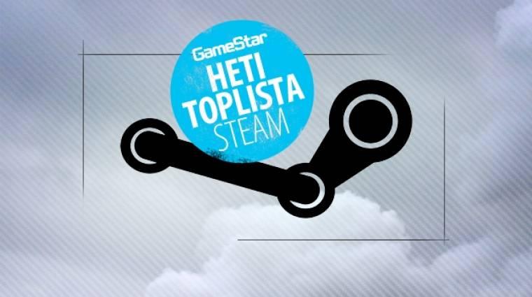 Steam top 10 - a hét győztese pedig... bevezetőkép