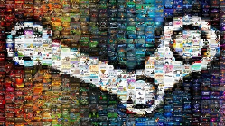 Idén több játék jelenhet meg a Steamen, mint 2006 és 2014 között összesen bevezetőkép