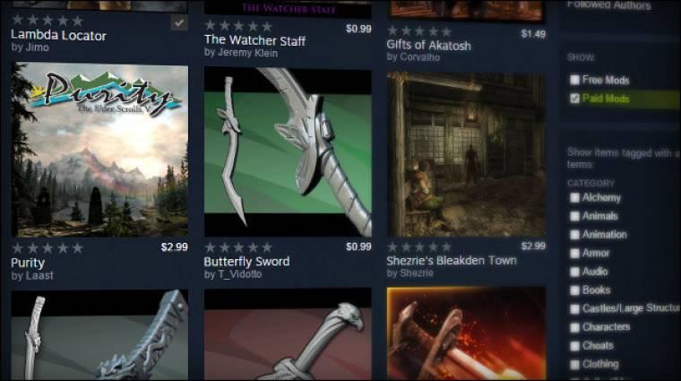 A Valve mostantól moderálja a Steam Workshopba küldött tartalmakat bevezetőkép