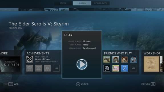 Hosszú idő után a Valve lecseréli a Steam teljes képernyős módját kép