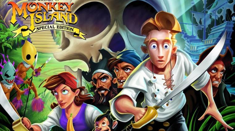 Olyan gyűjtői kiadást kap a 30 éves Monkey Island sorozat, aminek nehéz ellenállni bevezetőkép
