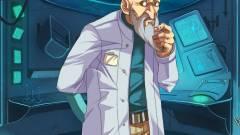 Bionic Heart - a science fiction interaktív novella kép
