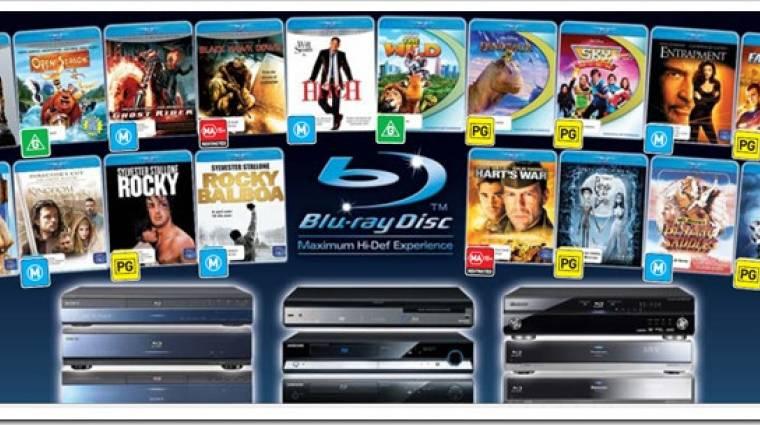 Blu-ray: 400 millió lemez 2011-ben, 2 milliárd 2014-ben kép