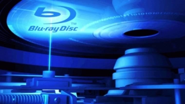 Blu-ray hegemónia - egyelőre várat magára kép