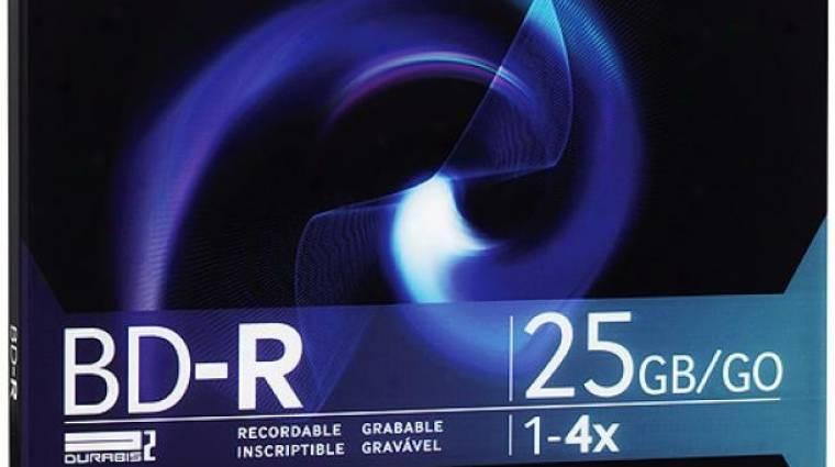 A TDK kiszáll a Blu-ray-piacról kép