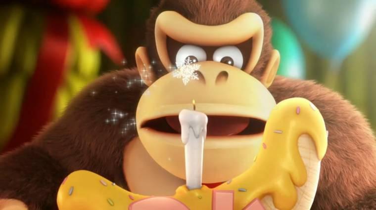 35 éves a Donkey Kong - öt dolog, amit lehet, hogy nem tudtál róla bevezetőkép