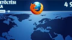 A Firefox 4 máris lekörözte az IE9-et kép