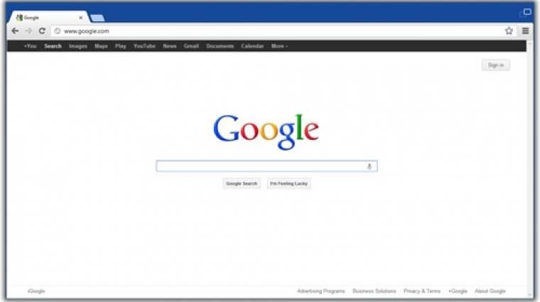 Jön a Metro felületes Chrome kép