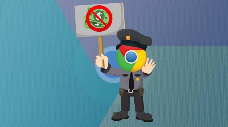 A Chrome lelőtte a fizetős bővítményeket kép