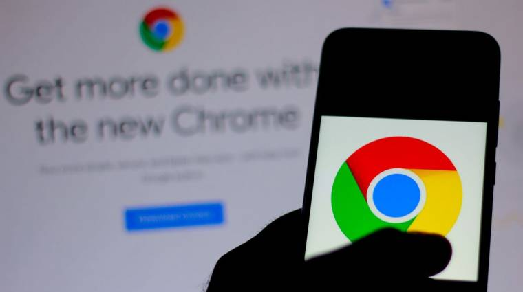 A Google Chrome következő frissítése komoly terhet vehet le laptopunk akksijáról kép