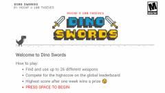 Ha unalmas már a Google Chrome dinós játéka, akkor próbáld ki ezt! kép