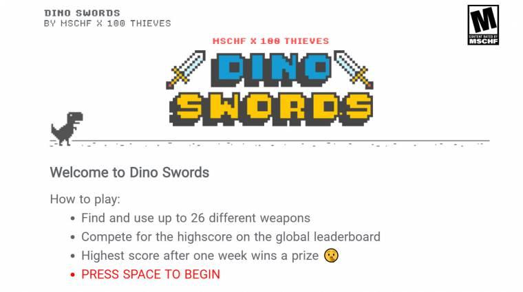 Ha unalmas már a Google Chrome dinós játéka, akkor próbáld ki ezt! bevezetőkép