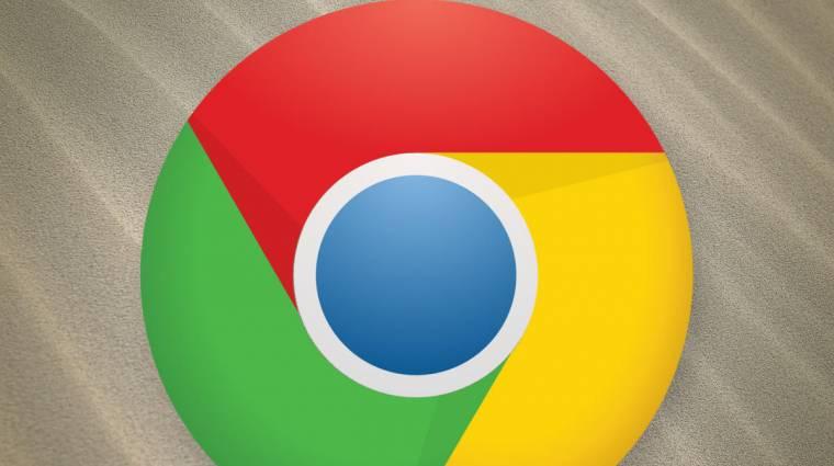 Idén felgyorsul a Google Chrome fejlesztése kép