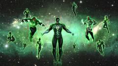 Bemutatkozhat a Green Lantern Corps. egyik tagja az Igazság Ligájában kép