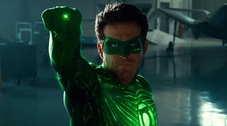 Ryan Reynolds újravágta a Zöld Lámpást, ez lett az eredmény bevezetőkép