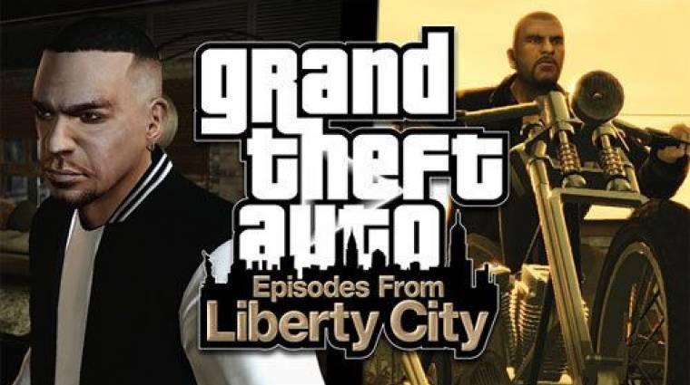 GTA:  Episodes from Liberty City - péntektől elérhető. Akciós az alapjáték, és fontos patch érkezett. bevezetőkép