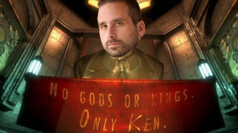 Ken Levine az NPC karakterekre gyúrna bevezetőkép