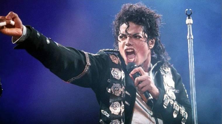 Film készül Michael Jackson életéből kép
