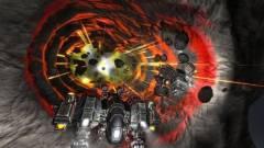 Miner Wars - Advanced rendering - Voxels, SSAO, HDR, shadows, image space LOD kép