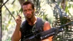 Schwarzenegger is felbukkanhat a Predator folytatásában kép