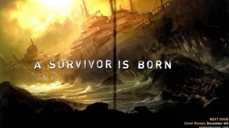 Tomb Raider 9 - Lara, a túlélő? bevezetőkép