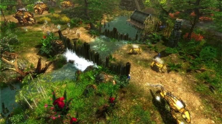 A Trinigy grafikus motorjával készül az Age of Empires alkotóinak új játéka bevezetőkép
