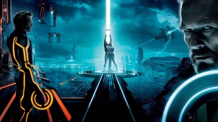 Már kész a Tron 3 forgatókönyve? bevezetőkép