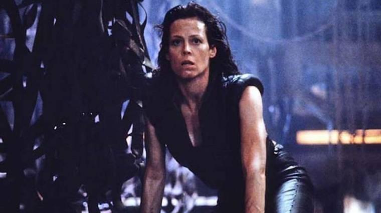 Látványtervek mutatják meg, hogy milyen lett volna az Alien 5 bevezetőkép