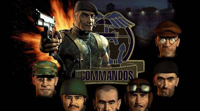 Már készül a következő generációs Commandos bevezetőkép