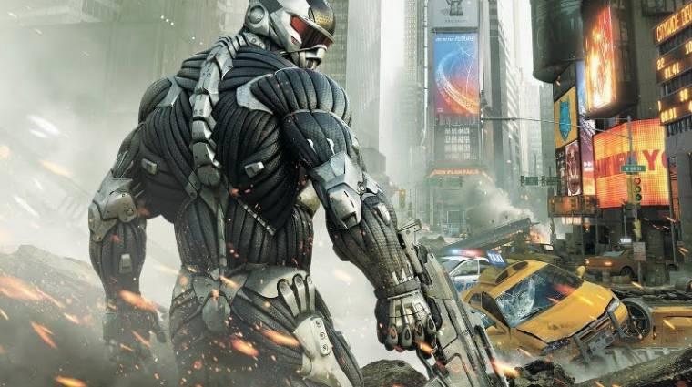 A Crysis 2 Remasteredre utalgat a Crytek? bevezetőkép