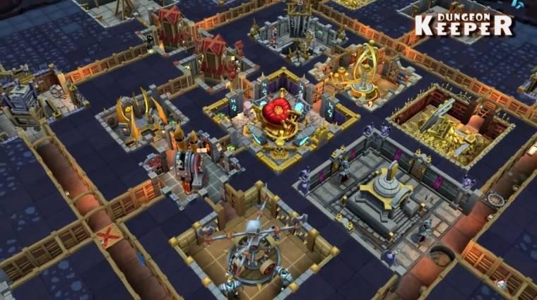 Dungeon Keeper - megjött az ingyenes változat bevezetőkép