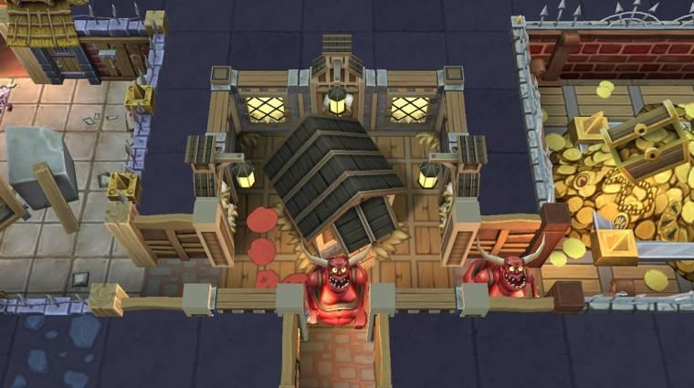 Dungeon Keeper - tilos free-to-play-nek nevezni bevezetőkép