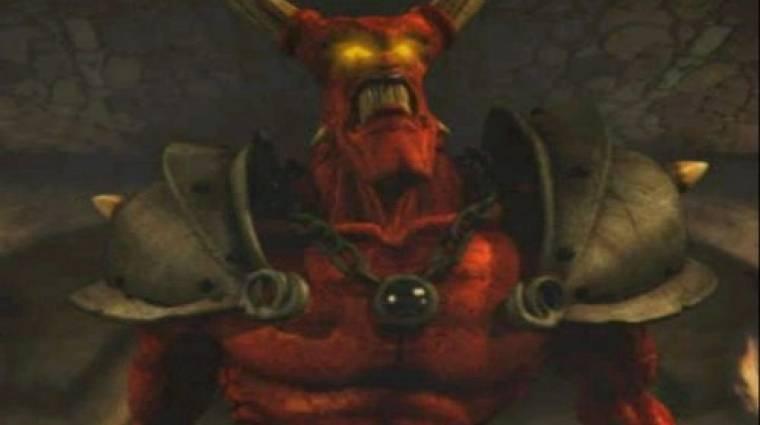 Dungeon Keeper - 17 év után került elő egy rejtett üzenet bevezetőkép