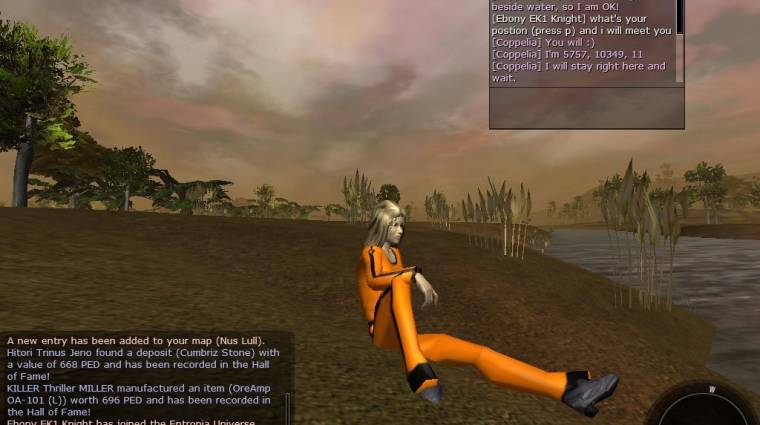 Entropia Universe - Rövidesen CryEngine 2-vel bevezetőkép