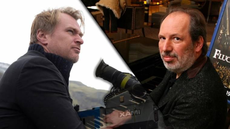 Ezért ejtette egy másik alkotás miatt Christopher Nolan új filmjét Hans Zimmer kép