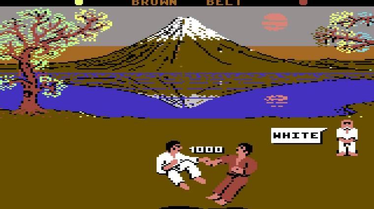 Emlékszel a legendás International Karate zenéjére? Ezt hallgasd meg! bevezetőkép