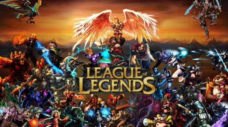 League of Legends - a Riot Games nem pénzéhes bevezetőkép