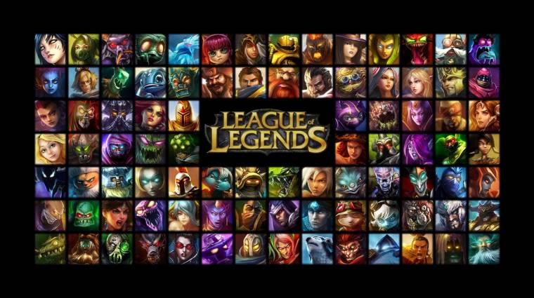 League of Legends - bankadatokat loptak a hackerek bevezetőkép