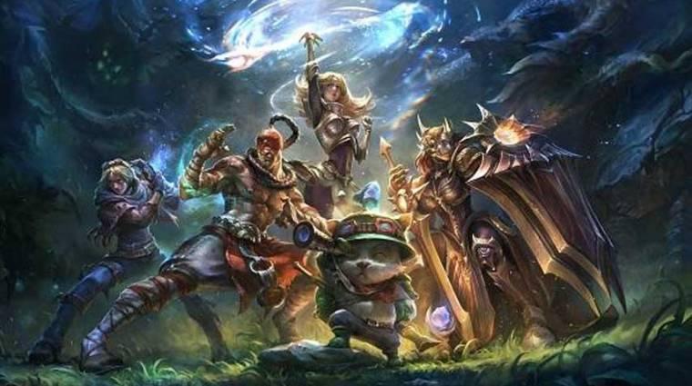 League of Legends - mennyi időt vett el az életedből? bevezetőkép