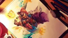 League of Legends - így született Spirit Guard Udyr kép