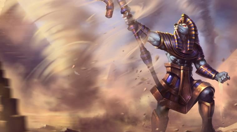League of Legends - megérkezett az új játékmód bevezetőkép
