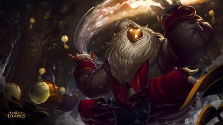 League of Legends - az új bajnok olyat tud, amit senki más bevezetőkép