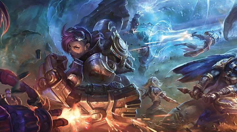 League of Legends - a következő karakter egy rája lesz? bevezetőkép
