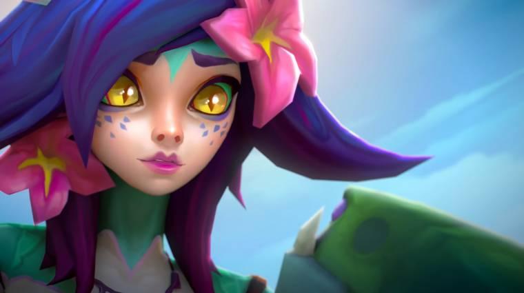 League of Legends - íme az új karakter, Neeko a hüllőlány bevezetőkép
