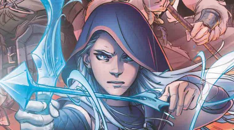A Marvel League of Legends képregények az alternatív univerzumokba is ellátogatnak majd bevezetőkép